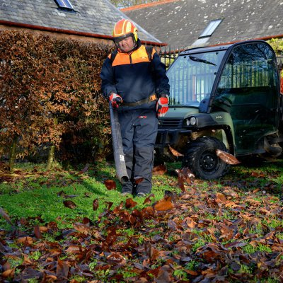 Grounds Maintenance Clothing and Equipment